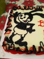Oswald Cake by JudgeChaos