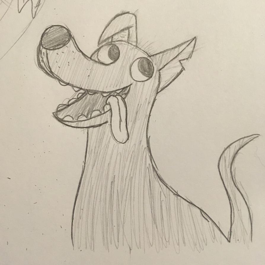 Dante Doodle by JudgeChaos