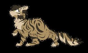 Tigerfrost by Serenidad-Estelar