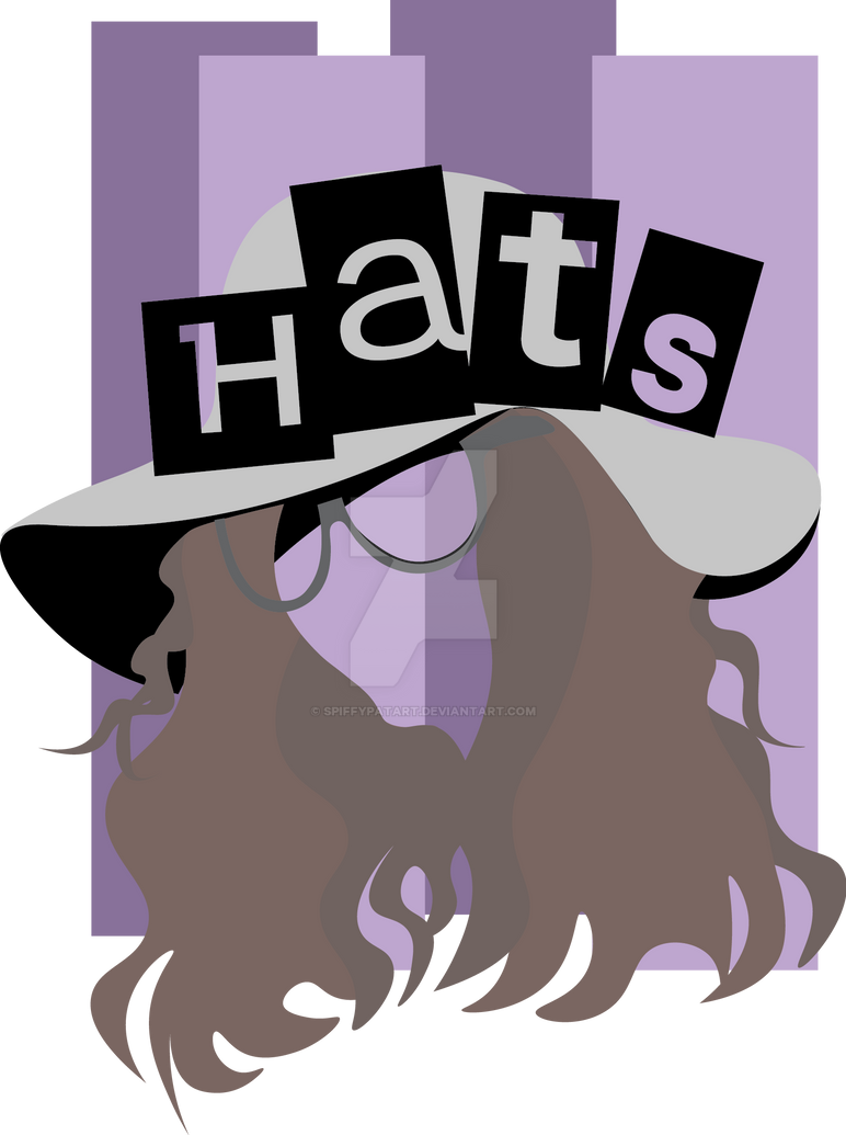 Hat Lady by spiffypatart