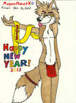 Happy New Year 2013 (2012)