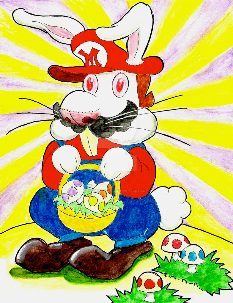 Easy Spring Time Dress For Bunny Amigurumi