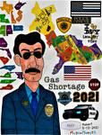 MugenPlanetX 2021: Gas Shortage by MugenPlanetX