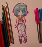 Bulma-chan!