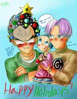 Happy Holidayssss!!!! by dbz-senpai