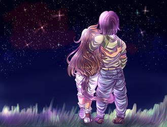 C: much stars by dbz-senpai