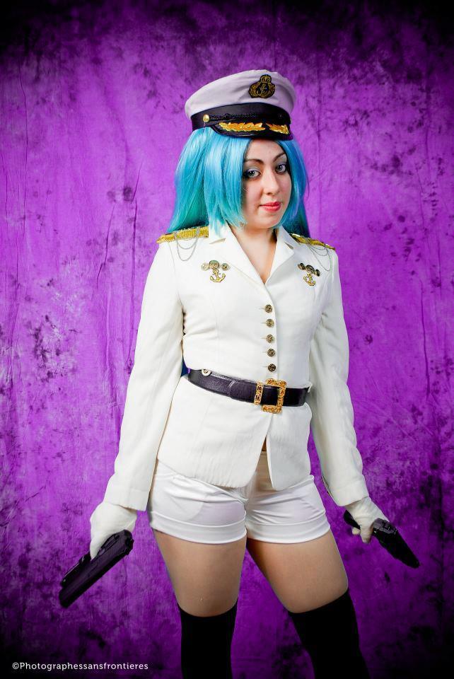 Hatsune Miku Navy Almirant Cosplay by InfirnaPricessLolita
