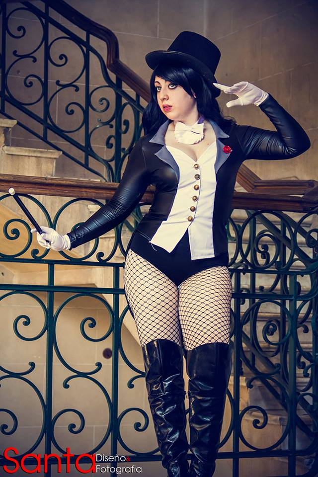 Zatanna Injustice God among us by InfirnaPricessLolita