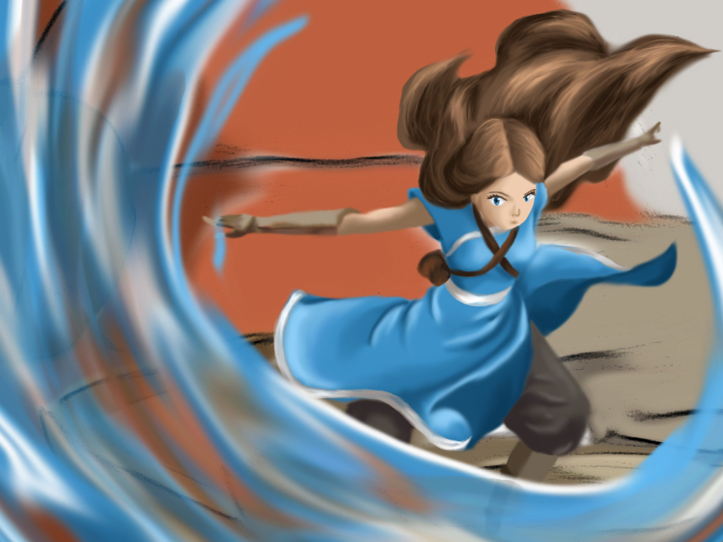 Katara by Vectriss