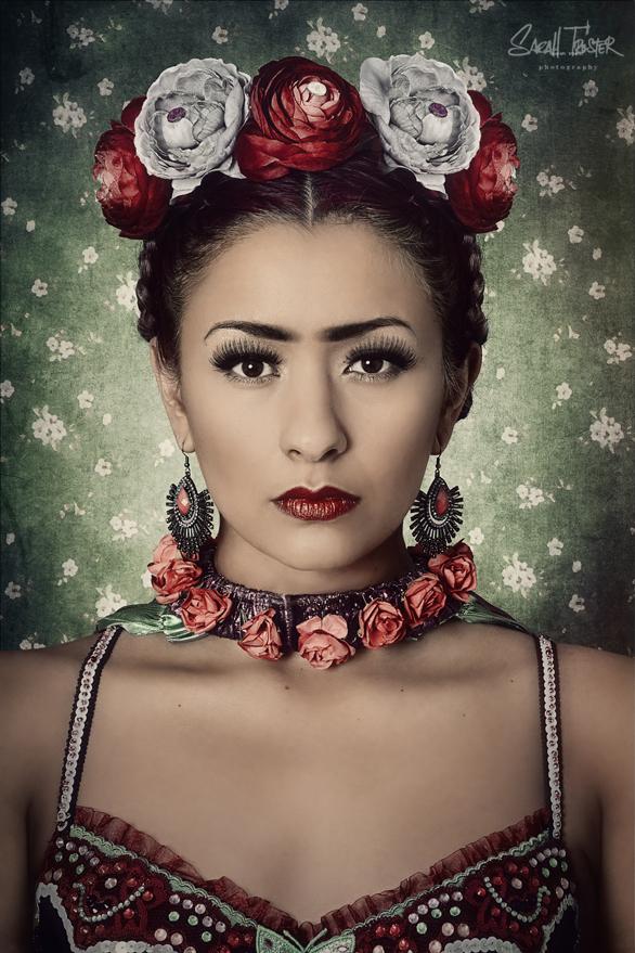 Homage to Frida Kahlo no.2 by snottling1