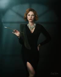 film noir with Eva v. Hoven no.1