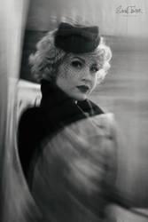 vintage portrait-light