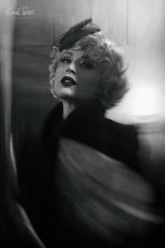 vintage portrait-dark