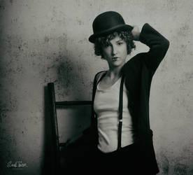 Tribute to Charlie Chaplin no.2