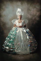Garbage Project no.4 -Marie Antoinette