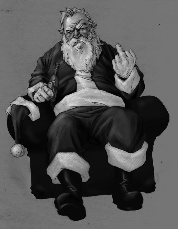 santa by mrrogers4566