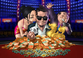 Poker Tournament Winner by mrrogers4566