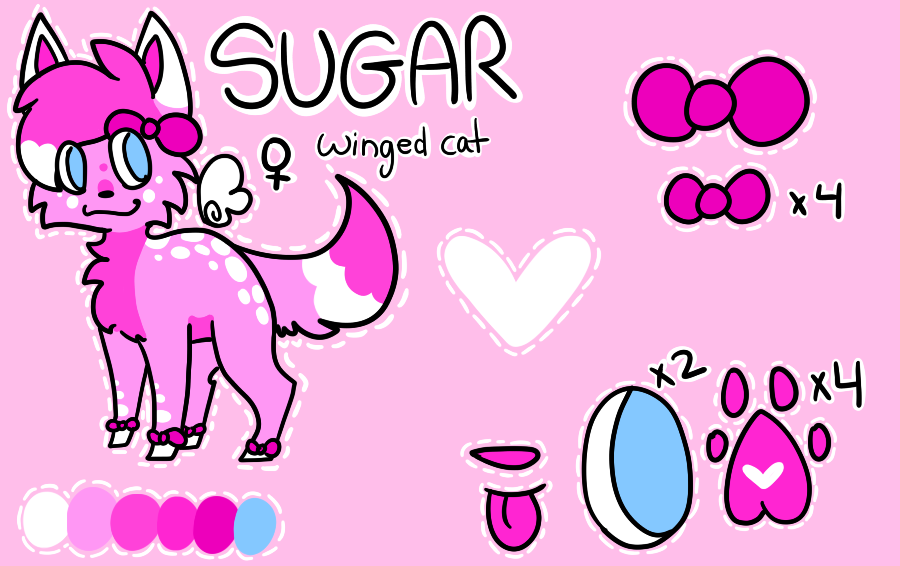 Sugar Reference Sheet 2013 by campfyre