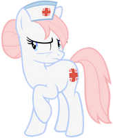 Nurse Redheart by Vunlinur