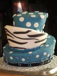 My birthday cake :D