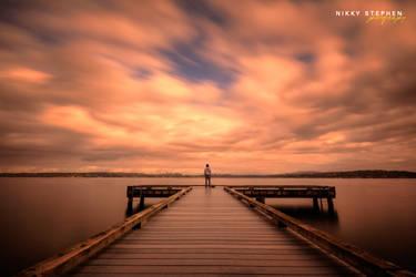 Look Ma, The Sky Is Blue by djniks97
