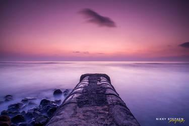 Sunrise at O'ahu, Hawaii by djniks97