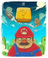 Super Mario World by JonatanCandeias