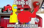 AmongUs Everywhere