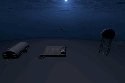 Project Zeewolflike, rockets shooting test. by goshki