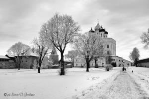 Pskov Kremlyn