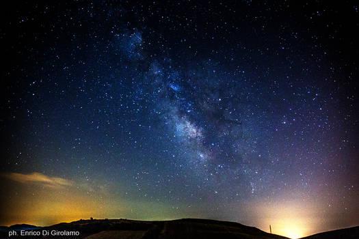 Neptun, Titan, Stars Can Frighten
