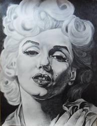 Marilyn Monroe by K-Esther