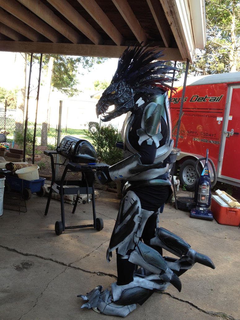 Halo 5 Costumes & Homemade Halo Spartan Costume