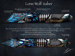 lone wolf saber consept