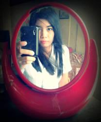 old mirror by xrahxrahx