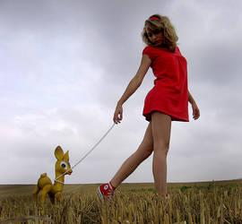 ''my little bambi'' by JillieJo