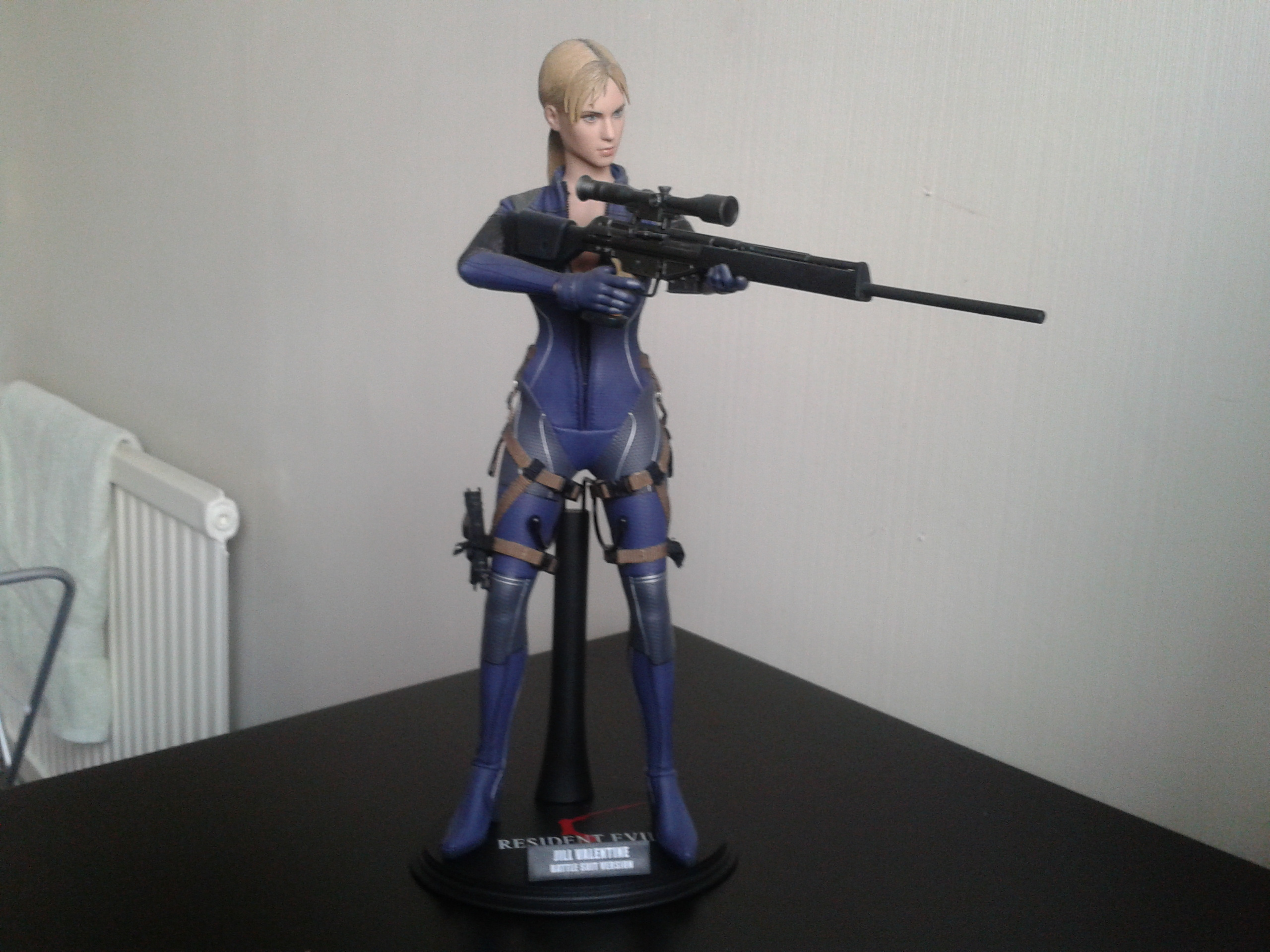Resident Evil 5 Jill Battle Suit Version By