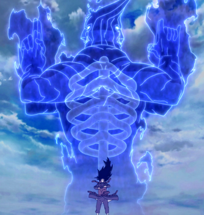 Madara Full Susano'o by Kakashidoe