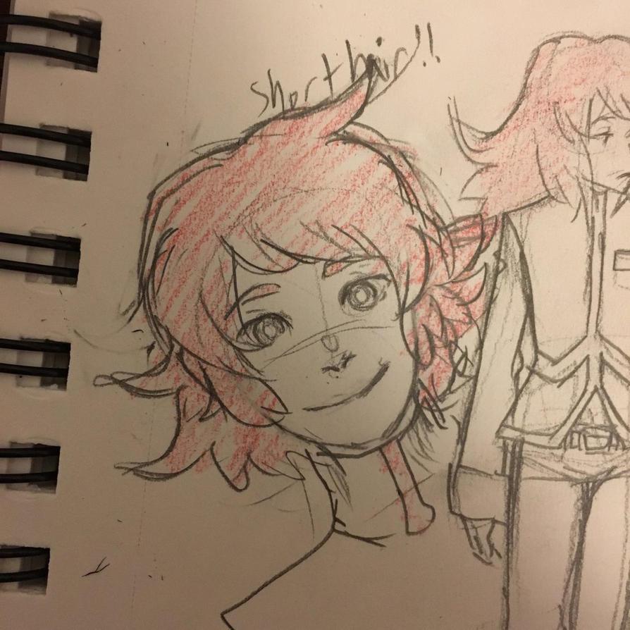 Batch of gross doodles part 2/6 by Glitchion
