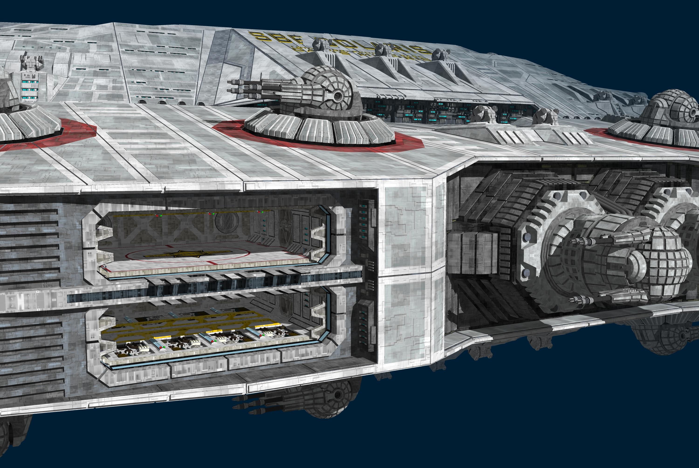 SBF Solaris by Scifiwarships