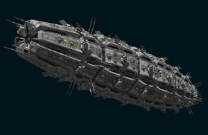 SBF Jupiter by Scifiwarships