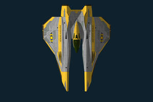 space to surface interceptor by Scifiwarships