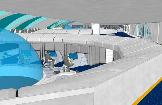 SBF Centauri bridge update