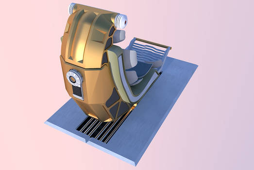 SBF Centauri bridge chair test