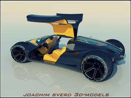Supercar Concept23 by Scifiwarships