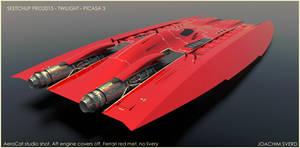 AeroCat new pontoons