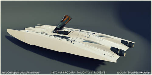 AeroCat cockpit2 by Scifiwarships
