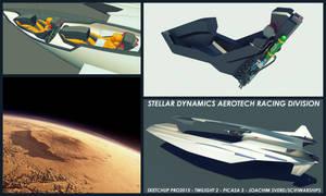 Martian Aeroracer update2