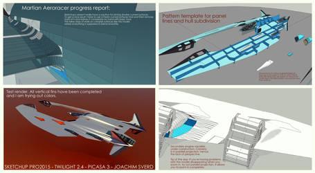 1-martian Aeroracer5 by Scifiwarships