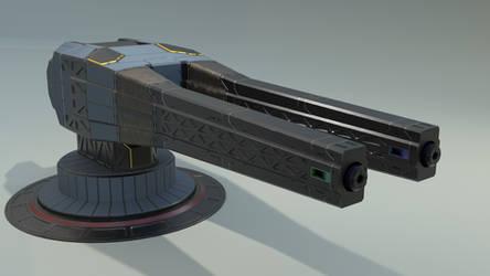 Gun turret1